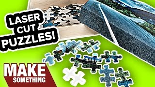 Make Your Own Puzzle From a Photograph