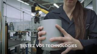 Le technopôle IVÉO, l'écosystème québécois d'innovation développant le transport de demain...