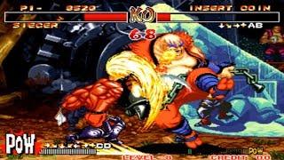 Samurai Shodown II - Sieger (Arcade) Level 8