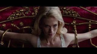 Emma Frost Hot telepathic bed-bondage Scene