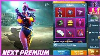 Next premium crate pubg leaks |Upcoming premium crate pubg | New premium crate | Season 14 pubg
