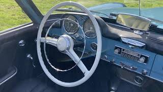 1957 Mercedes 190SL Roadster FOR SALE