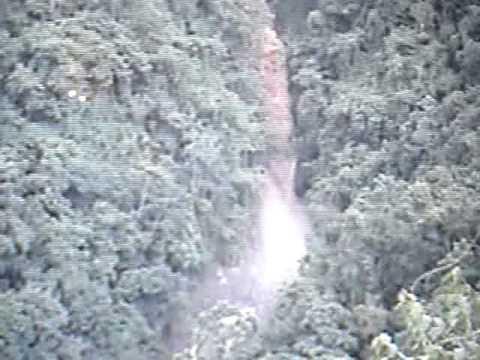 creciente de rio Sanamuerto en Morovis PR.