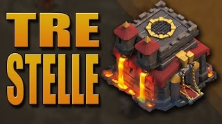 FARE 3 STELLE A TH10 | Clash Of Clans