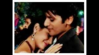 Viraj & Jhanvi on Hame tumse pyaar kitna piano music.wmv
