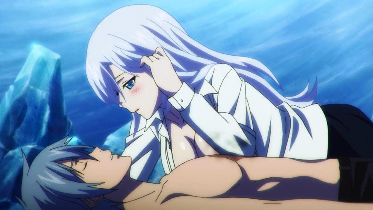 Top 10 Anime Where Popular Girl Falls For Unpopular Guy Part 2 Youtube