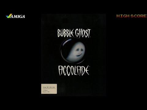 Bubble Ghost - Amiga Emulated [Winuae] 87,550  