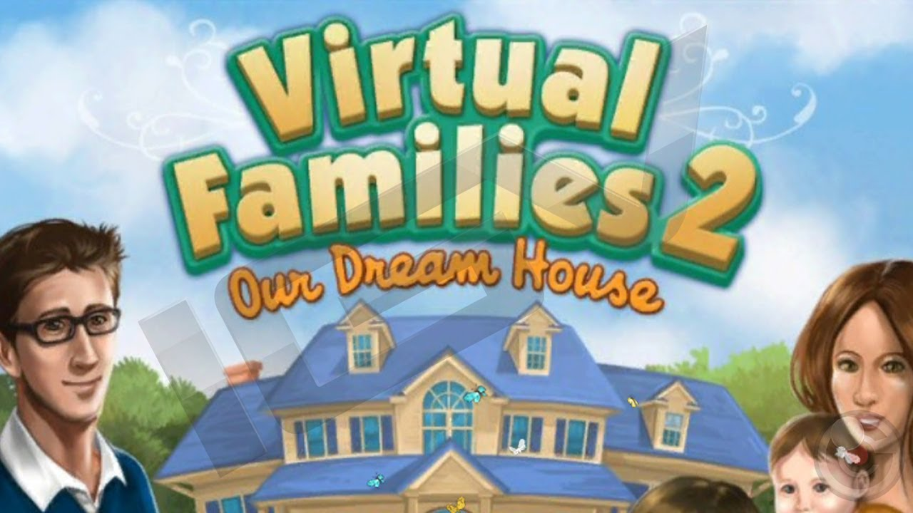 House design virtual families 2 - Virtual Families 2 Our Dream House Iphone Ipad Gameplay Video Youtube