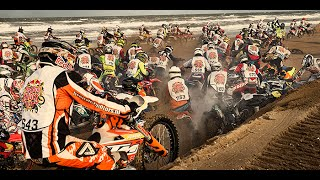 Skuff TV Moto | Mega Carnage At Hardest Enduro | Red Bull Knock Out 2015