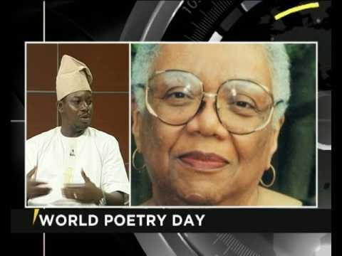 Ayokunle Akomolafe speaks on World Poetry Day