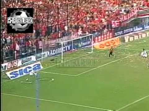 Racing 3 Vs Independiente 1 Clausura 2005 FUTBOL RETRO TV