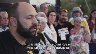 Cultura contra la repressió - 22 d'abril 2018
