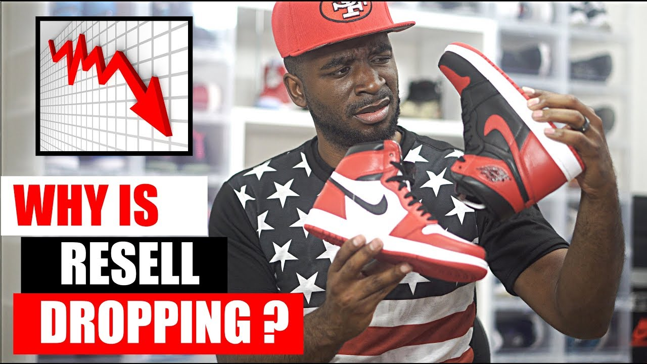 Why Resell Is Dropping FAST on the Jordan 1 Homage To Home - YouTube 61bb068a8f72