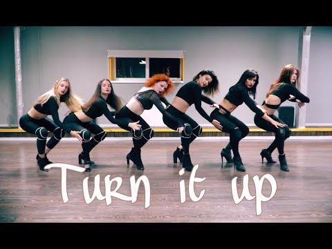 Download Paris Hilton - Turn It Up   choreo Анастасия Стрельбицкая