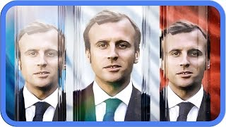 France's Emmanuel Macron, From YouTubeVideos