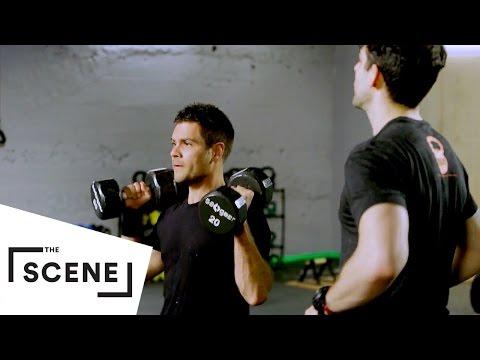 健身戰鬥營 l 自家TABATA 間歇式訓練!三分鐘挑戰時間短、強度高的瘦身運動