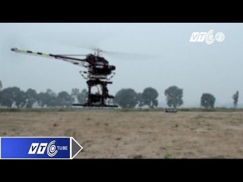 """Độc đáo """"nghề"""" lái máy bay mô hình   VTC"""