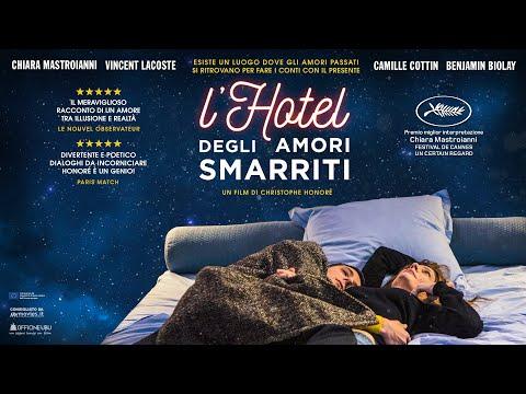 L'HOTEL DEGLI AMORI SMARRITI - Trailer ufficiale - dal 20 febbraio al cinema