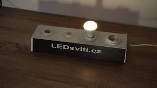 LED ŽÁROVKA E14 / R50 6,5W TEPLÁ BÍLÁ | LEDsviti | 2252