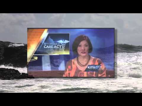 Rough Seas for Hawaii Gov. Neil Abercrombie