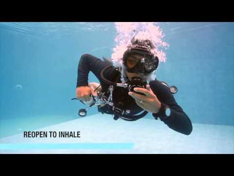 Sidemount Diver Skills