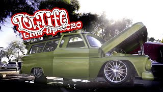 Low Life Line Up 2020 | Custom Cars and Cute Puppies