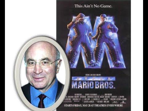 BOB HOSKINS the super Mario bros 1993