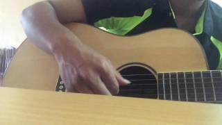 Nguyện ước hoa anh đào guitar cover