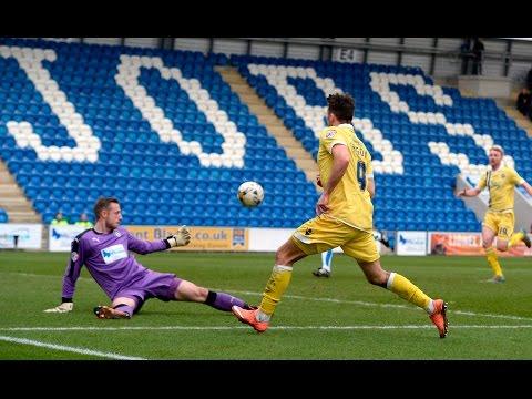 Highlights | Colchester United v Millwall