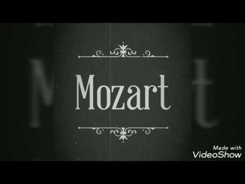 Jacob McLaughlin Biography Project Mozart