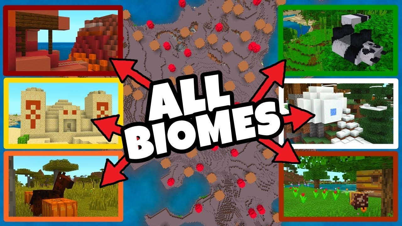 Top 12 Minecraft Pocket Edition seeds for survival