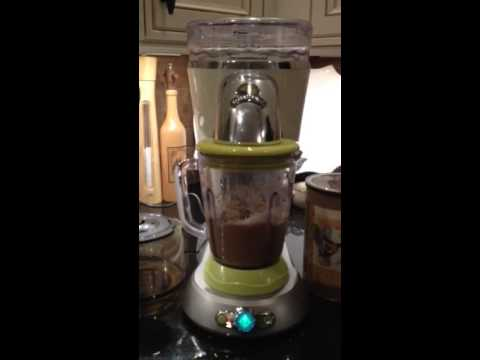 Make Frozen Frappuccino Style Coffee Drinks In Margarita Machine