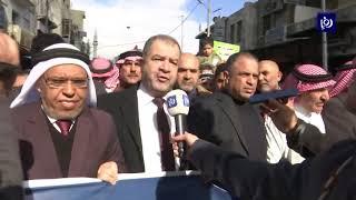 مسيرة في عمان تنديدا بضم غور الأردن وصفقة القرن (6/12/2019)