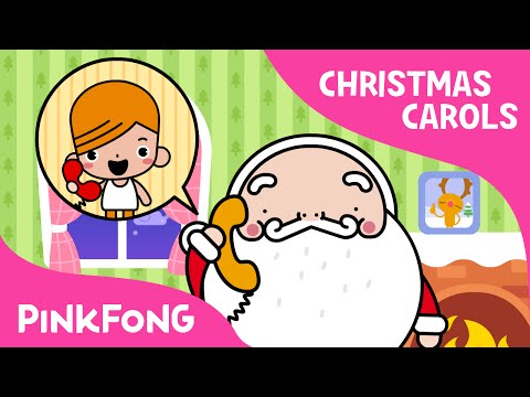 Jolly Old St. Nicholas   Christmas Carols   PINKFONG Songs for Children