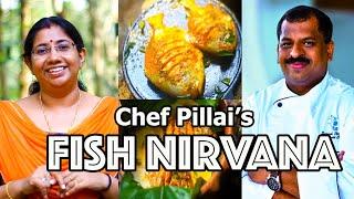 Chef Pillai's Fish Nirvana | prepared at farm Food House