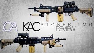 Classic Army KAC Stoner LMG Review