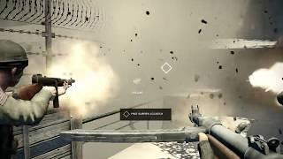 Battlefield Bad Company 2 Mission 1 Part 1 Sea of Japan walkthrough gameplay