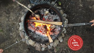 Gourmandises de camping