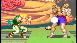 Super Street Fighter ll:The New Challengers - Guile [[TAS]] 2 HD 1080p 60fps