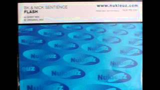 BK & Nick Sentience - Flash (Original Mix)
