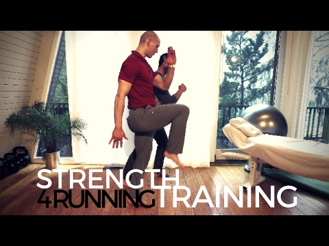 Exercises for Runners: Plyometric, Strength, and Balance For Injury Prevention and Running Economy