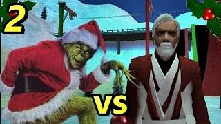 12 Days of Star Wars Xmas 2 The Grinch vs Obi Wan Santa