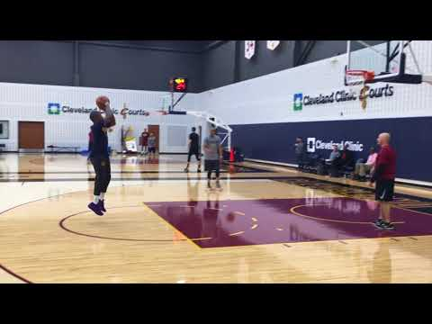 Isaiah Thomas continues to add more to after-practice workouts