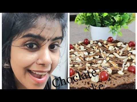 How To Make Chocolate Frosting | Frosting In Telugu| Icing Cake Recipe In Telugu | My Home My Dream