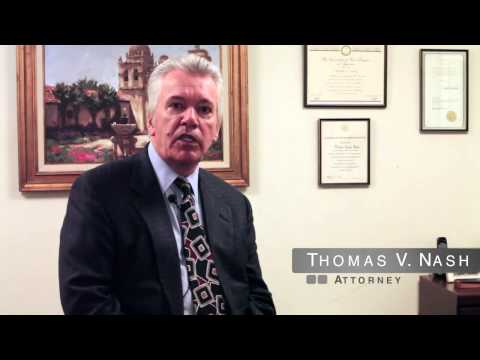 Monterey County DUI Answers and Support - Attorney Thomas V Nash Law Offices - California DUI
