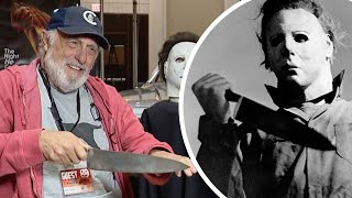 """MICHAEL MYERS SPEAKS! Nick Castle (""""The Shape"""") Looks Back At HALLOWEEN Legacy 