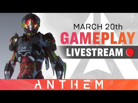 Anthem Developer Livestream - Legendary Missions