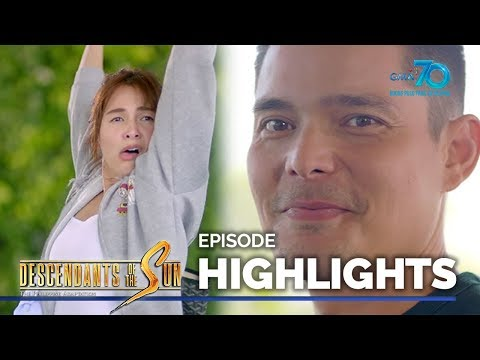 Descendants Of The Sun: Dr. Maxine And Cpt. Lucas Manalo's First Date Gone Wrong | Episode 4