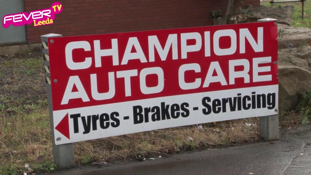 Champion Auto Care & Champion Tyres