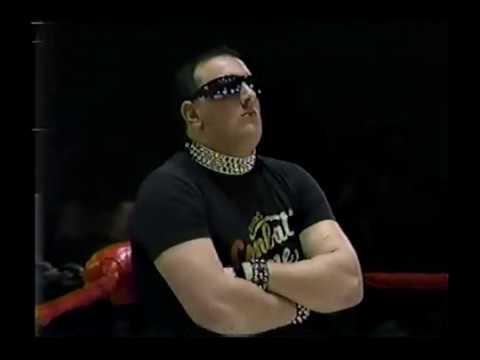 Bruiser Brody vs  Tony Rumble (March 22, 1986)